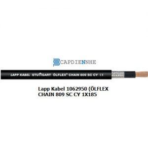 Cáp Tín Hiệu Lapp kabel 1062950 (ÖLFLEX CHAIN 809 SC CY 1X185)