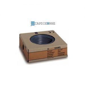 Cáp Tín Hiệu Lapp Kabel 3805606 COAXIAL RG 6/U SOLID 18AWG/1