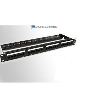 Alantek Cat5e blank panel 24 port 302-201BLN-24BL