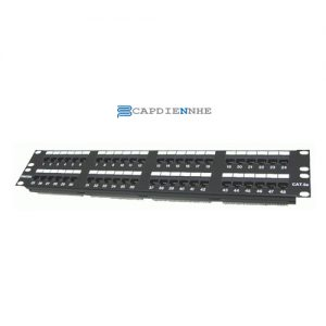 Alantek Cat5e Patch Panel UTP 48-port 302-201001-4800