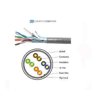 Cáp Tín Hiệu Alantek audio/control 16AWG, 10 pair cable (500m/rl) 301-CI9510-0000