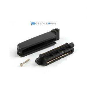 AMP Champ Connector (Female) 50 pin 0-0229913-1