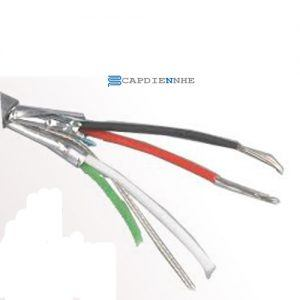 Cáp Tín Hiệu Belden Control 22 AWG,2 Pair Cable 8723