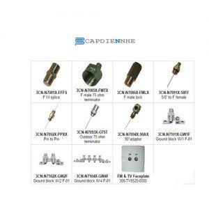 Cáp Đồng Trục Alantek tools for RG6 & RG11 Crimping Connector 302-0FY036-0000