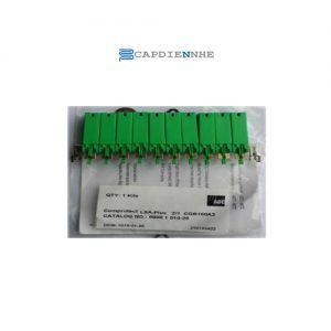 ADC KRONE 8800 1 010-20: 1/2 CP CGB180A3,10P,1EBAR (1PC = 10 Protectors) (10pcs/1bag) - VOICE EG0529-001