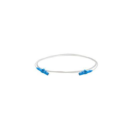 Hình ảnh :2105016-2 Fiber Optic Patch Cord, Simplex, Singlemode, LC/UPC to LC/UPC, white, 2 m